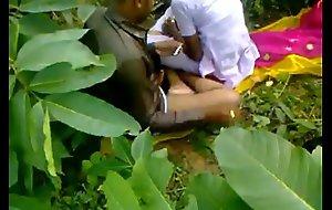 Indian fuck movie school woman fucking cram in open-air making love