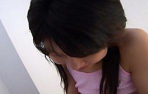 Haruka Aida hot blowjob and spunk flow