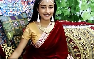Beautiful indian webcam