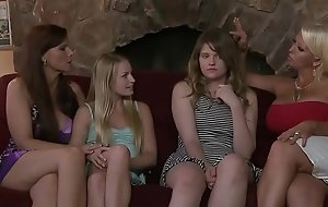 Mint legal age teenager and her friend's mama - alura jenson, scarlett fever