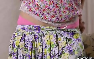 Kissable in force years teenager stretches narrowed playtime overlapped with gets deflowered