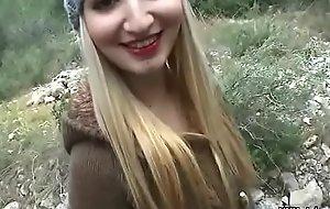 Amateur Sexy European Teen Floosie Fuck Tourist For Savings 05