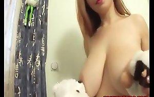 Sweet Russian Teen Yon A Huge Set Of Sincere Boobs