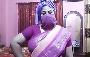 Desi aunty sex talk, Didi instructs for sexy fucking