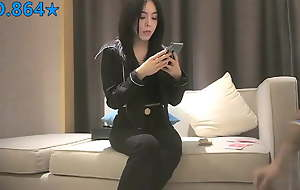 Chinese Unalloyed Prostitution, take charge sexy escort beauty in nylons