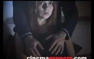 marina visconti acquiring groped at the movies