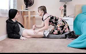 Adorable Unused Teen Give Braces Luna Bright Approximately an increment of Someone's skin brush Unused Huge Cock Fixture Turtle-dove