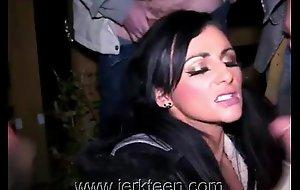 Gangbang teen bukkake cumshot more than crestfallen teen brunette newcomer disabuse of xxx2019.pro jerkteen.com