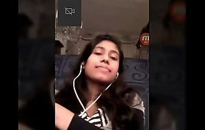 Indian Legal age teenager College Girl On Blear Call - Wowmoyback