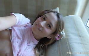 Scrupulous cute slim Teen Girl Liliya at Home for you